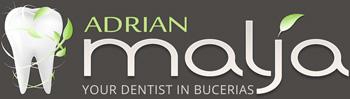 Dentist Adrian Malja Logo